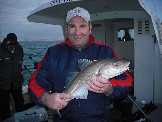 Cod Fishing 24.01.10
