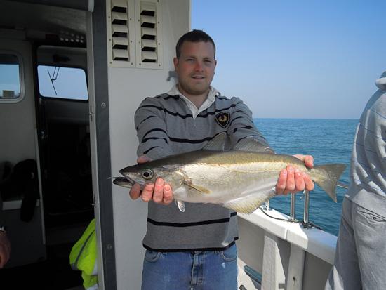 Catches 18th April 2010-180410-015