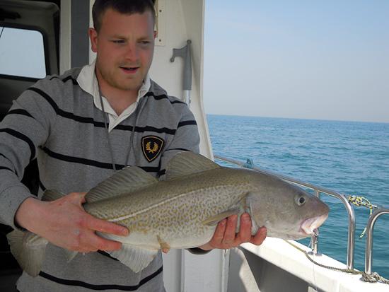 Catches 18th April 2010-180410-024