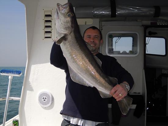 Catches 18th April 2010-180410-029