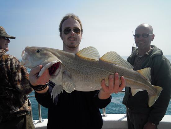 Catches 18th April 2010-180410-033