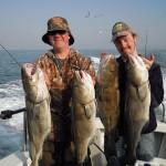 Catches 18th April 2010-180410-040