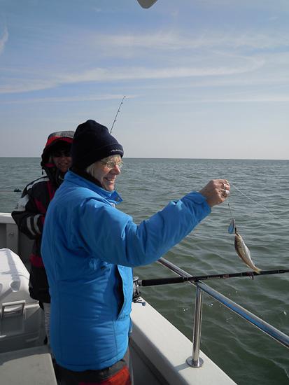 Loes and Megan Fishing-130410-001