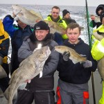 Record Haul of Cod and Pollack 31.01.11