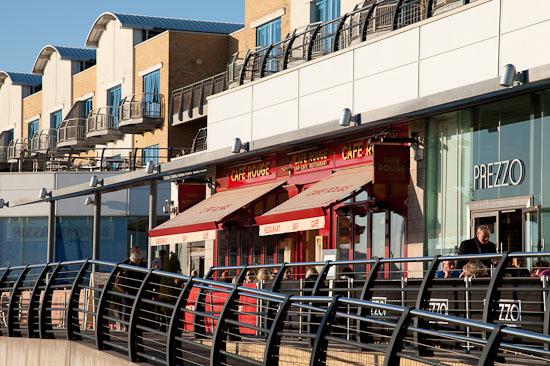 Brighton Marina Boardwalk