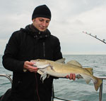 The Winter Cod Season for 2012 is Officially Open!