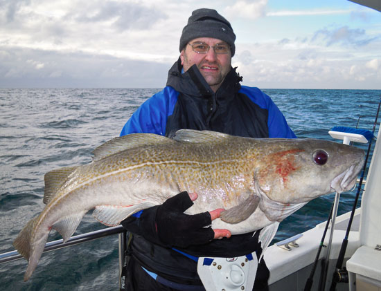 Winter Cod Fishing | How to Catch Big Cod in Winter