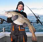 34lb Winter Cod