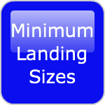 Sussex Minimum Landing Sizes
