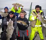 Winter Wreck Fishing
