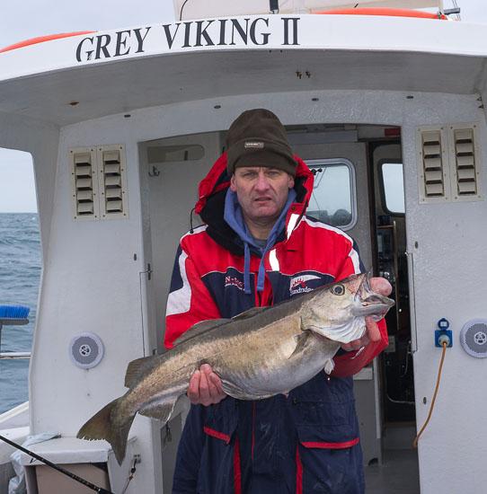 Wreck Fishing Pollack