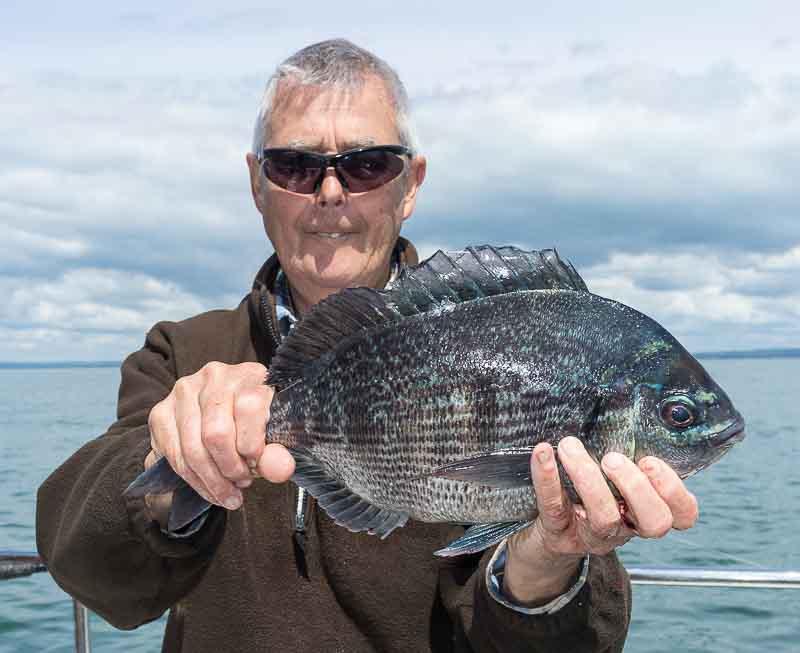 Bream fishing at Kingmere