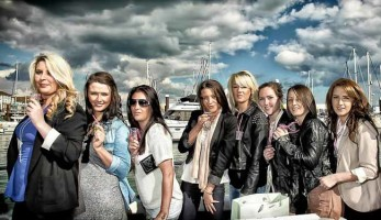 hen party boat trips cruises