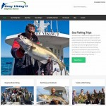new website brighton charter fishing
