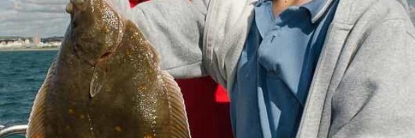 Plaice Fishing - Half Day 4 Hour Trip
