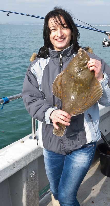 Plaice Fishing in Brighton