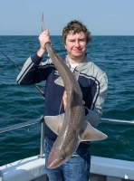 Smoothhound Fishing on the grounds